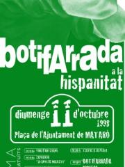 Botifarrada a la Hispanitat (11/10/1998)