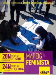 Mapeig feminista (20/11/2016)