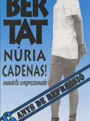Llibertat Núria Cadenas (1994)
